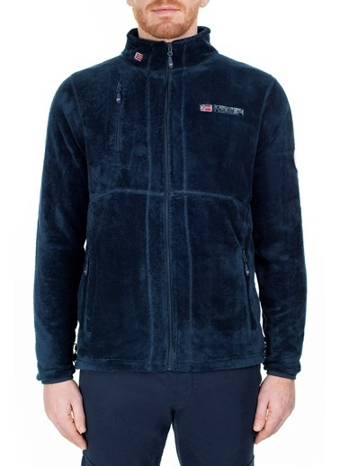 Norway Geographical Sweatshirt Lacivert